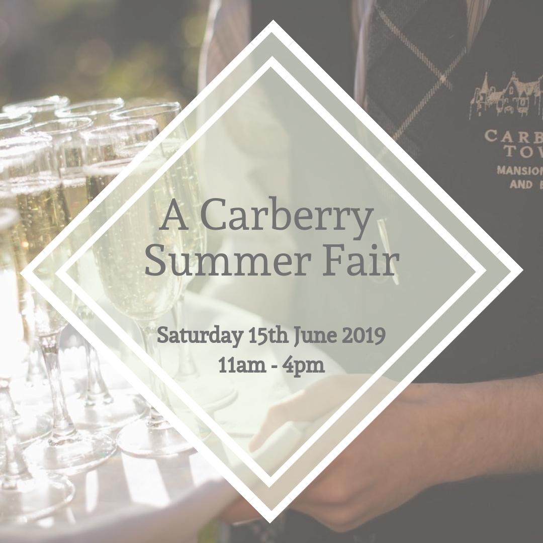 Events - Summer Fair 2019